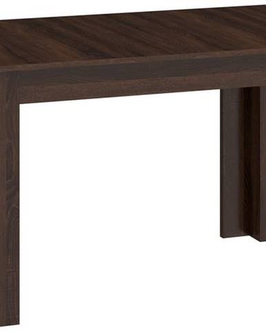 Stol Kuchenny Rozkladany rozkladací jedálenský stôl sonoma tmavá