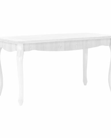 Vilar DA19 jedálenský stôl sosna biela