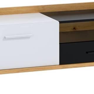 Box BOX-08 tv stolík dub artisan