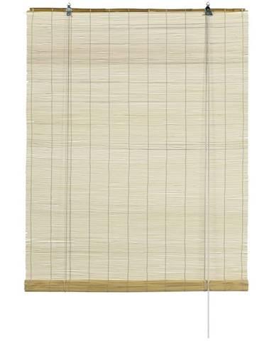 Gardinia Roleta bambusová prírodná, 80 x 160 cm