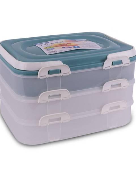 Orion Orion Prenosný box na potraviny 3 poschodia 123949
