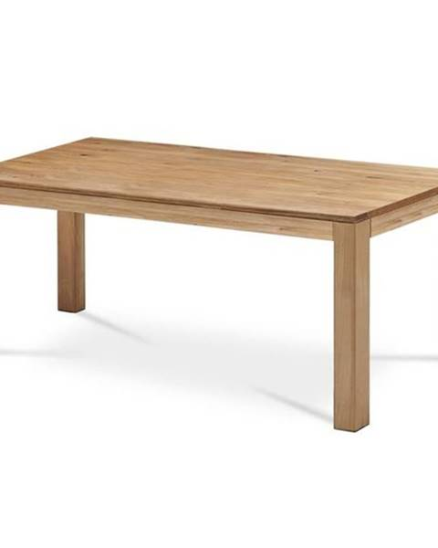 Sconto Jedálenský stôl KINGSTON dub, šírka 200 cm