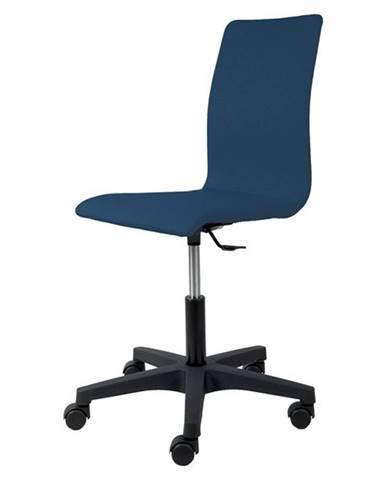 Kancelárska stolička FLEUR modrá