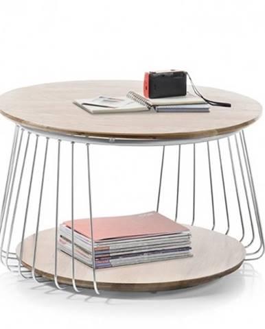 Konferenčný stolík Selvan - 70x42x70