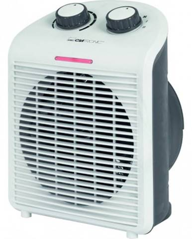 Teplovzdušný ventilátor Clatronic HL 3761 WH