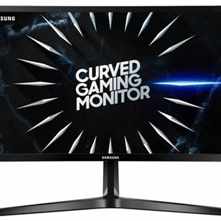 Monitor Samsung C24RG50 + ZDARMA antivirus Bitdefender