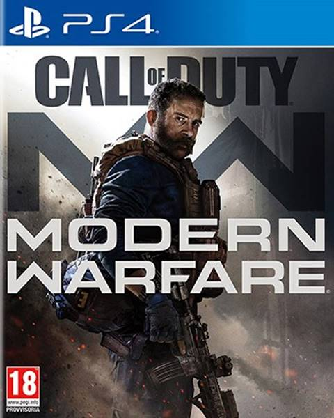 AT Computers PS4 hra - Call of Duty: Modern Warfare