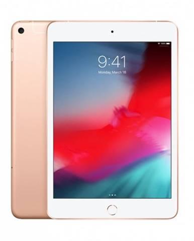 Apple iPad mini Wi-Fi + Cellular 256GB - Gold, MUXE2FD/A