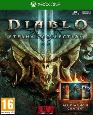 XBOX hra - Diablo III Eternal Collection
