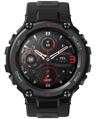 Inteligentné hodinky Amazfit T-Rex Pro čierne