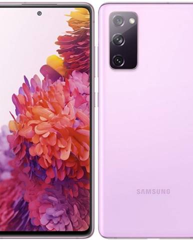 Mobilný telefón Samsung Galaxy S20 FE 5G 128 GB ružový/fialový