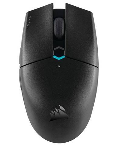 Myš  Corsair Katar Pro Wireless čierna