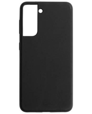 Kryt na mobil Fixed Flow na Samsung Galaxy S21+ čierny