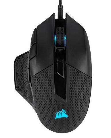 Myš  Corsair Nightsword RGB čierna