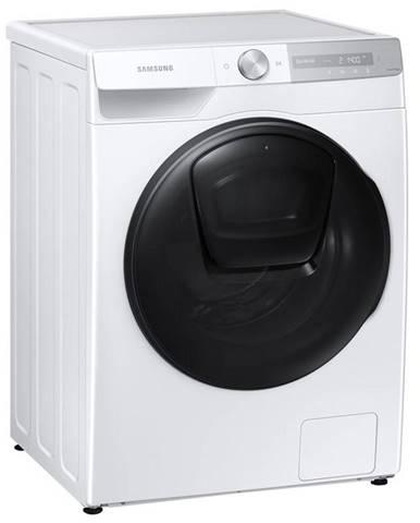 Práčka so sušičkou Samsung Wd10t754dbh/S7 biela