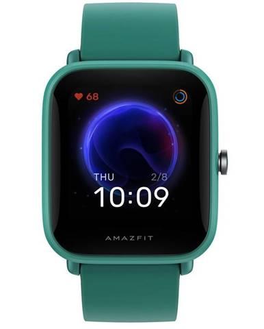 Inteligentné hodinky Amazfit Bip U zelený