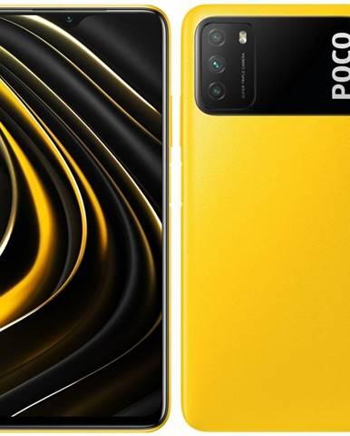 Mobilný telefón Poco M3 64 GB žltý