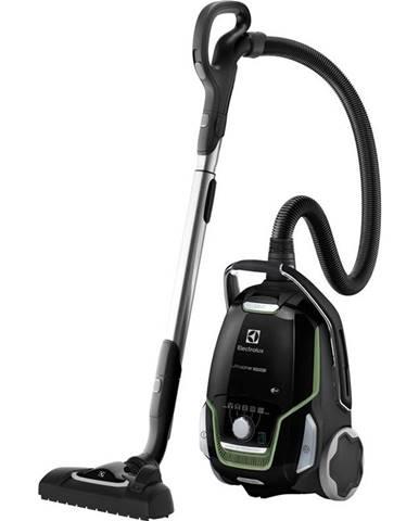 Podlahový vysávač Electrolux UltraOne Euoc9green čierny/zelen