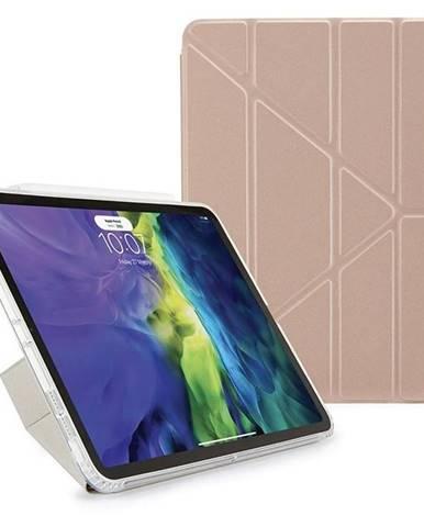 "Púzdro na tablet Pipetto Metallic Origami na Apple iPad Air 10.9"""