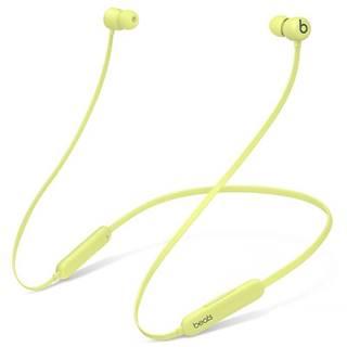 Slúchadlá Beats Flex - All-Day Wireless Earphones - citrónově žlutá