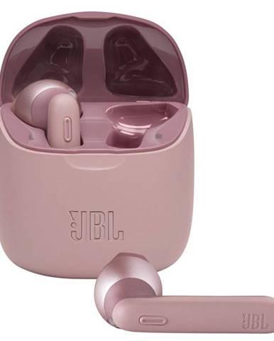 Slúchadlá JBL Tune 225TWS ružov