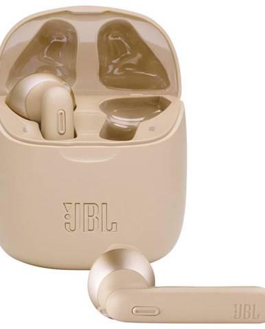 Slúchadlá JBL Tune 225TWS zlat
