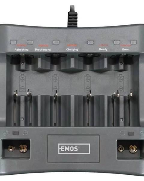 EMOS Nabíjačka Emos BC Uni6a