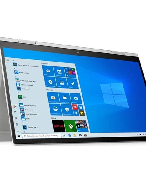 HP Notebook HP Envy x360 15-ed1001nc strieborný