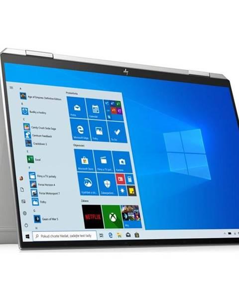 HP Notebook HP Spectre x360 14-ea0004nc strieborný