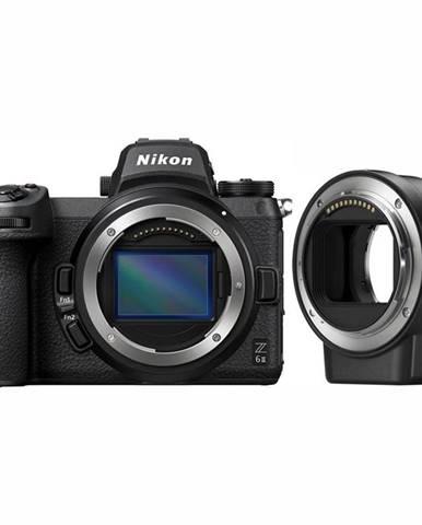 Digitálny fotoaparát Nikon Z 6II + FTZ Adapter KIT čierny