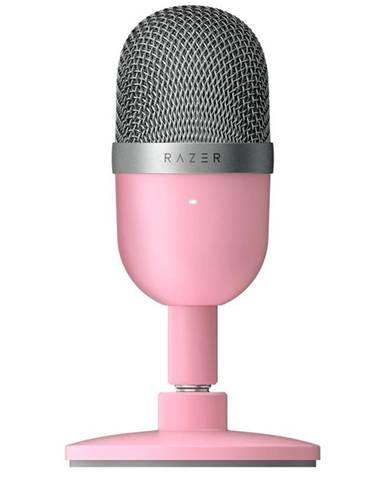 Mikrofón Razer Seiren Mini - Quartz
