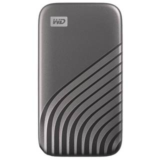SSD externý Western Digital My Passport SSD 1TB sivý