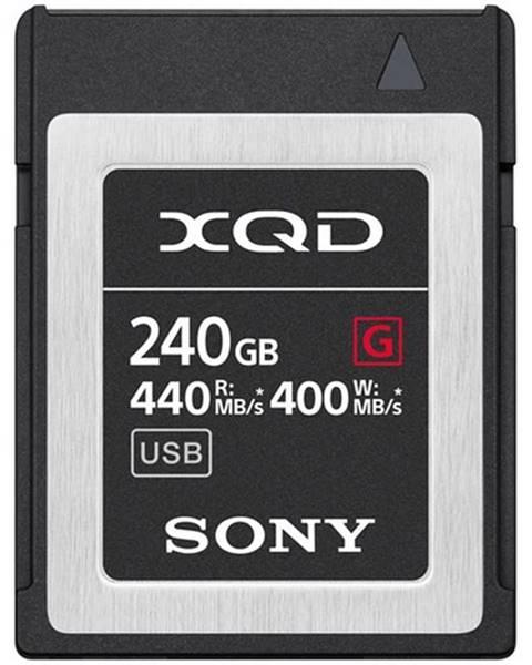 Sony Pamäťová karta Sony XQD G 240 GB
