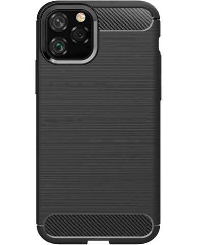 Kryt na mobil WG Carbon na Apple iPhone 11 čierna
