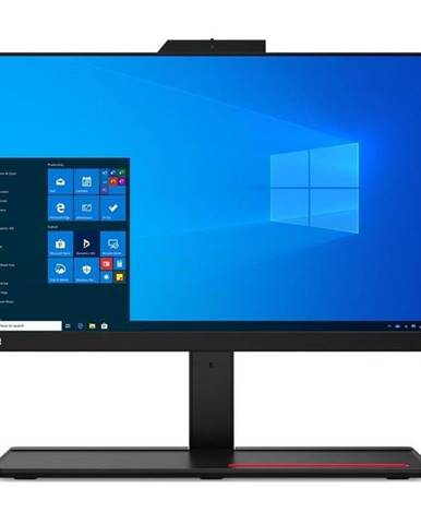 PC all in-one Lenovo ThinkCentre M70a čierny