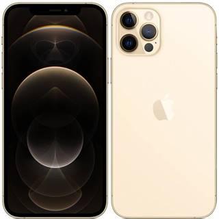 Mobilný telefón Apple iPhone 12 Pro Max 128 GB - Gold