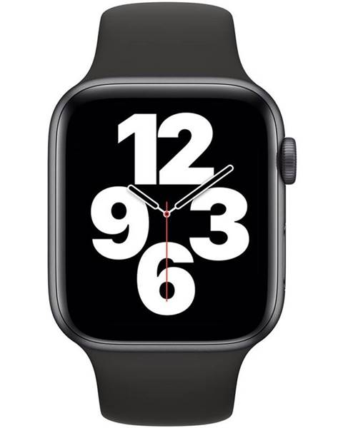 Apple Inteligentné hodinky Apple Watch SE GPS 44mm púzdro z vesmírne