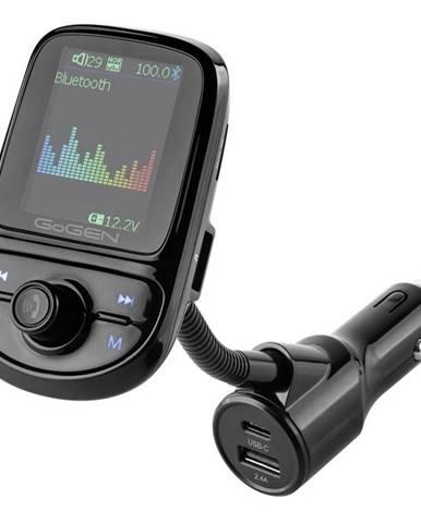 FM Transmitter  Gogen CTR 585 BT C N čierny