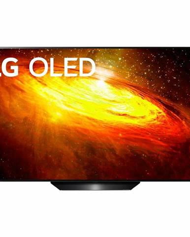 Televízor LG Oled55bx čierna
