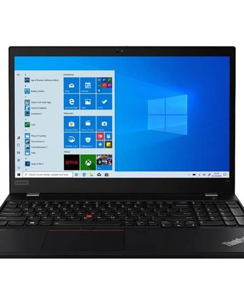 Lenovo Notebook Lenovo ThinkPad T15 čierny