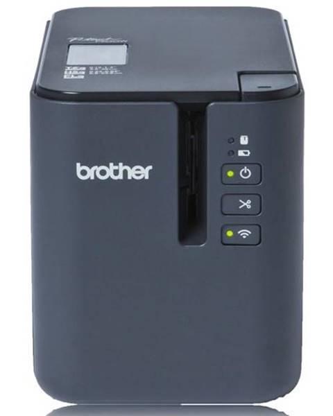 Brother Tlačiareň štítkov Brother PT-P900W