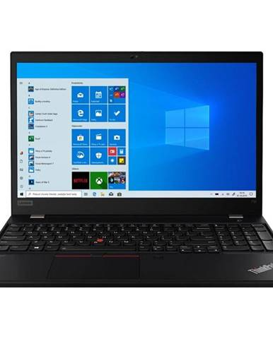 Notebook Lenovo ThinkPad T15 čierny