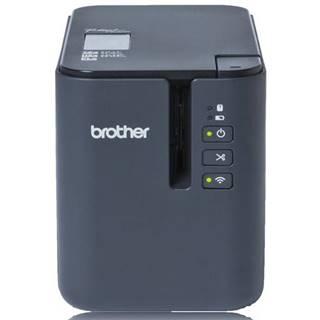 Tlačiareň štítkov Brother PT-P900W