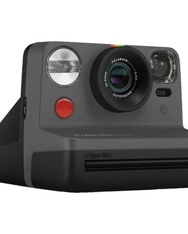 Digitálny fotoaparát Polaroid Now čierny