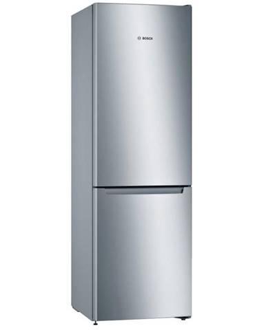 Kombinácia chladničky s mrazničkou Bosch Serie   2 Kgn36nlea nerez