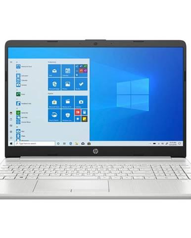 Notebook HP 15-dw2601nc strieborný