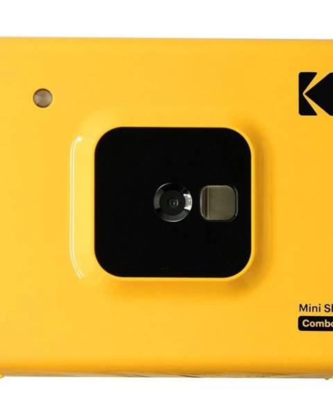Kodak Digitálny fotoaparát Kodak Mini Shot Combo 3 žlt