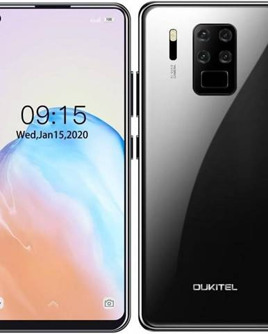 Mobilný telefón Oukitel C18 Pro čierny