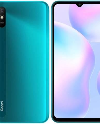 Mobilný telefón Xiaomi Redmi 9A zelený