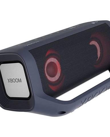 Prenosný reproduktor LG Xboom Go PN5 modr